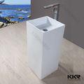 Superfície sólida banheiras isoladas, lavatório superfície sólida