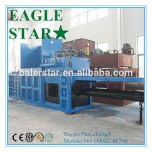 hydraulic press waste paper baler