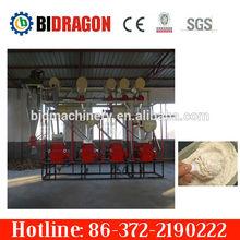 400kg/h effective wheat flour making machine