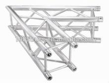 Nine trust portable aluminum trusses with truss accessory optional.box truss.truss corner