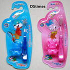 PS material handle child toothbrush