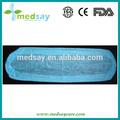 Pp descartáveis não tecidos dentários capa decadeira& superior e inferior com elástico