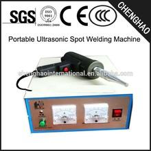 CE Marking Portable Ultrasonic Plastic Welding Gun
