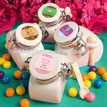 Personalized Sweet Celebrations Ceramic Jars