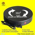 soporte de exhibición 360 spin grado de silicona maniquí de base de rotación
