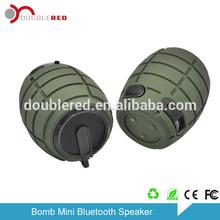 Newest Generation mini grenade speaker handy bluetooth music player
