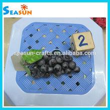 Custom factory fornitura 36 pc artificiale grappolo, di plastica grappolo
