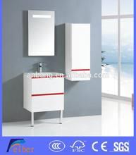 floating bathroom cabinets europe standarded model ZY-006