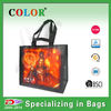 tote carrier promotional pp non woven gift bags