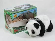 2014 New style HOT cute panda electric plush toys
