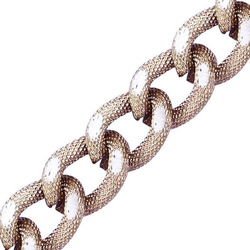 Wholesale new gold chain design for men for jewelry making