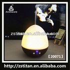 Oval Aroma vaporizer aroma diffuser humidifier/ultrasonic diffuser aromatherapy