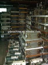 proveedor de oro se utiliza máquina de coser industrial de valores