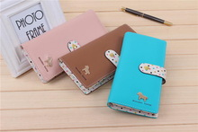 Popular discount PU Women Fashion and lovely purses shop