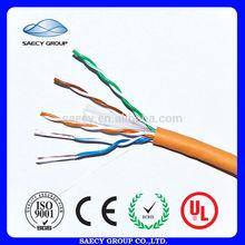 Wholesale UTP CAT5 CAT 5E CAT 6 LAN cable 24AWG 1M-305M patch cable