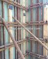 a prueba de fuego del pvc paneles revestimientos de madera