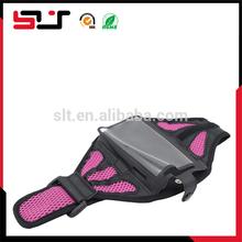 Outdoor sports flexible mp3 armband case
