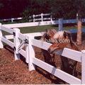 rancho claro de pvc caballo esgrima puertas