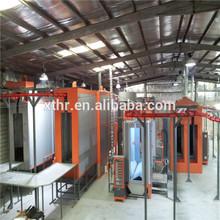 electrostatic powder coating line cost of powder coating