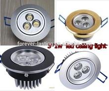 1W 3W 5W 7W 9W 12w ceiling mounted led emergency lights