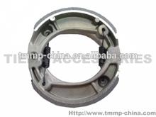 TMMP DELTA50,ALPHA50,ACTIVE110,XL125,C100BIZ (170g) brake shoes MT-0420-0272B1,oem quality