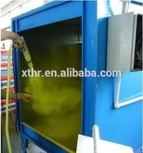 electrostatic powder coating line powder coating at home
