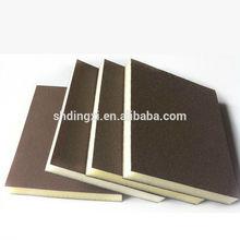 abrasive sponge pad