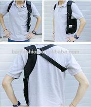 Anti-Theft hidden underarm bag tactical shoulder bag holster black