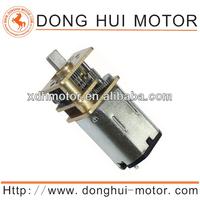 Micro DC electric motor 200rpm For Door lock,dc motor