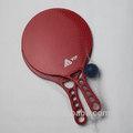 tênis de mesa raquete de carbono para jogos ao ar livre
