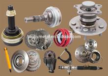 Alibaba China manufacturer precision casting auto parts