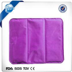 summer ice gel chair mat /cooling mats cool bed pad coold sleep mat