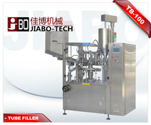 TB-100Automatic Plastic/Hand Cream Tube Filling & Sealing Machine