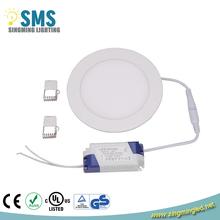 CE RoHS Hot sales led panel,12w 18w round led panel light