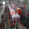 electrostatic powder coating line chrome wheel spray paint