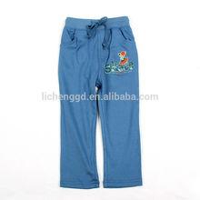 (B3808) bice Branded quality clothes kids boy autumn sports cotton interlock pants