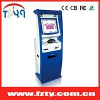 Commercial Self-Service Photo Printing Kiosk