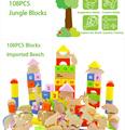 crianças brinquedo de madeira jogos de matemática para o jardim de infância