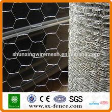 anping county shunxing company hexagonal gabion mesh (ISO9001)
