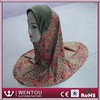 NEW design soft feeling for lady tudung bawal polyester scarf