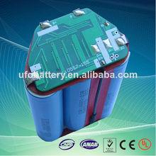 18.650 batteria li-ion battery pack 18.5v 2400 mah batteria al litio cilindrica per utensili elettrici, robot aspirapolvere