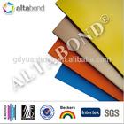 acp aluminium cladding interior wall paneling