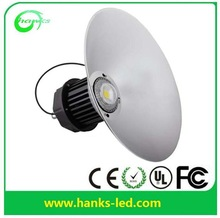 Greenlight CE, RoHS, GS, PSE, DLC Approved high power Cree LED high bay light 100W Meanwell driver