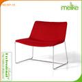 radi moderno novo design sofá de canto de lazer assento da cadeira