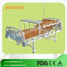 SK030-3 hospital manual bed side lockers