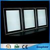 table display LED photo light frame