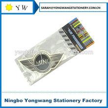 2mm (cotton-paper) paper air freshener in brand car logo BMW MINI