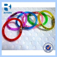 PVC Flexible Soft Custom Bracelet Pen
