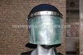 暴動警察ヘルメットfbk-1aフェイスガード付き
