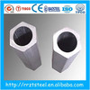 stainless steel hexagonal pipe/flexible stainless steel pipe weight